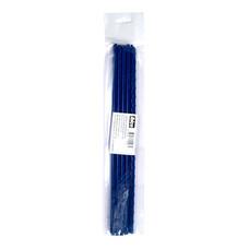 สันห่วงพลาสติก อิบีโก้8 มิลลิเมตร สีน้ำเงิน (แพ็ค10 อัน)