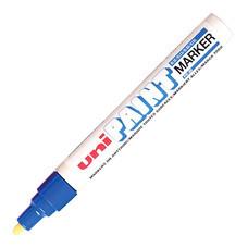 ปากกาเพ้นท์ ยูนิ รุ่น PX-20 สีน้ำเงิน