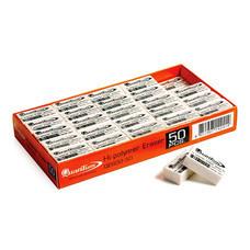 ยางลบดินสอ ควอนตั้ม QE-600-50 (แพ็ค50ก้อน)