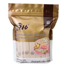 น้ำตาลทรายธรรมชาติลิน ชนิดซอง (50 ซอง)
