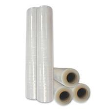 ฟิล์มยืดพันพาเลท (Hand Roll) LLDPE รุ่นมาตรฐาน 17 MIC 500มม.x 300ม.