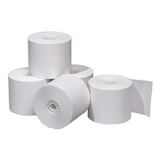 กระดาษเทอร์มอล 80mm.x80mm.x1cm. (แพ็ค 10 ม้วน)