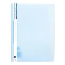 แฟ้มเจาะพลาสติก XING No.1114 A4 สัน 1 ซม. สีฟ้า