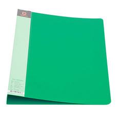 แฟ้ม 2 ห่วง ตราช้าง 420 A4 สัน 3.5 ซม. สีเขียว