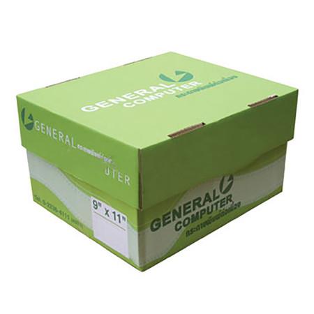 กระดาษต่อเนื่อง GENERAL 9x11