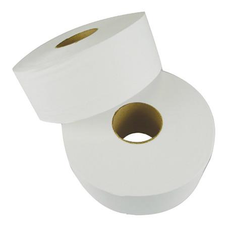 กระดาษชำระม้วนใหญ่ JRT SAVEPAK 1 ชั้น x 4 ม้วน