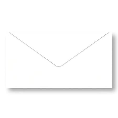 ซองขาว 7/125100 แกรม 108x165 มม. ฝาแหลม (แพ็ค 50 ซอง)