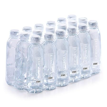 น้ำดื่ม 350 มล. สปริงเคิล ( แพ็ค 18 ขวด )