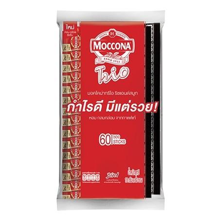 กาแฟ 3in1มอคโคน่าTrioริชแอนด์สมูท(1x60)