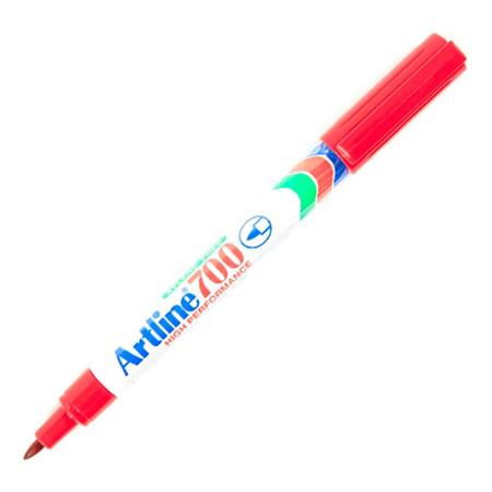 ปากกาเคมี ARTLINE EK-700 0.7 มม. สีแดง