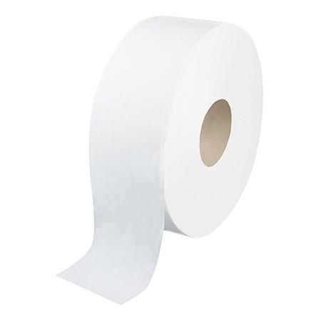 กระดาษชำระใหญ่คิมซอฟท์ JRT หนา 2 ชั้น ยาว 300 ม. (12 ม้วน/กล่อง)
