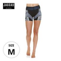 JAGGAD กางเกงเลกกิ้ง J'ATON X JAGGAD BAROQUE LACE SHORTS ไซส์ M