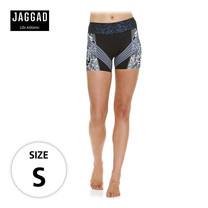 JAGGAD กางเกงเลกกิ้ง J'ATON X JAGGAD BAROQUE LACE SHORTS ไซส์ S