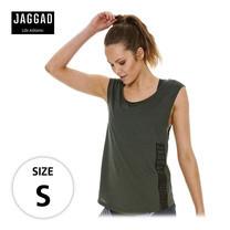 JAGGAD เสื้อกล้าม J'ATON X JAGGAD EVERGREEN MUSCLE TANK ไซส์ S
