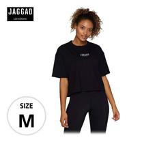JAGGAD เสื้อครอป BLACK CORE CROP TEE ไซส์ M