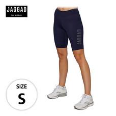 JAGGAD กางเกงเลกกิ้ง NAVY CORE SPIN SHORTS ไซส์ S