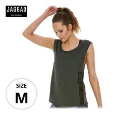 JAGGAD เสื้อกล้าม J'ATON X JAGGAD EVERGREEN MUSCLE TANK ไซส์ M