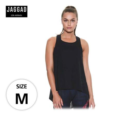 JAGGAD เสื้อกล้าม CENTRE PIECE DRAPED TANK PHANTOM ไซส์ M