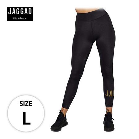 JAGGAD กางเกงเลกกิ้ง GLACE CLASSIC 7/8 LEGGINGS ไซส์ L