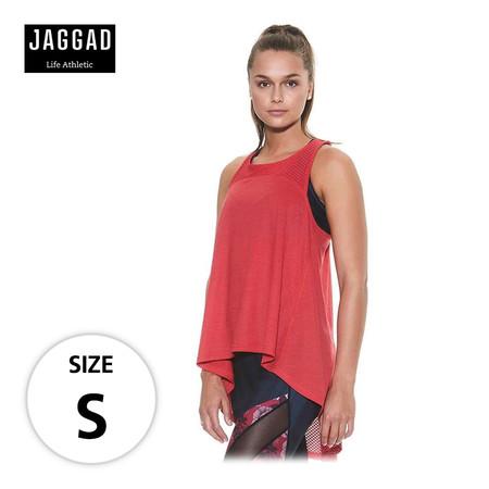 JAGGAD เสื้อกล้าม CENTRE PIECE DRAPED TANK LEILA ROSE ไซส์ S