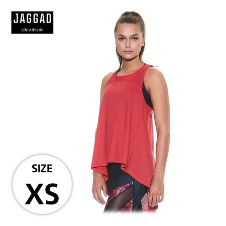 JAGGAD เสื้อกล้าม CENTRE PIECE DRAPED TANK LEILA ROSE ไซส์ XS