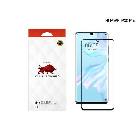 บูลอาเมอร์ กระจกกันรอย แกร่ง เต็มจอ สัมผัสลื่น สำหรับ Huawei P30 Pro (หัวเว่ย)
