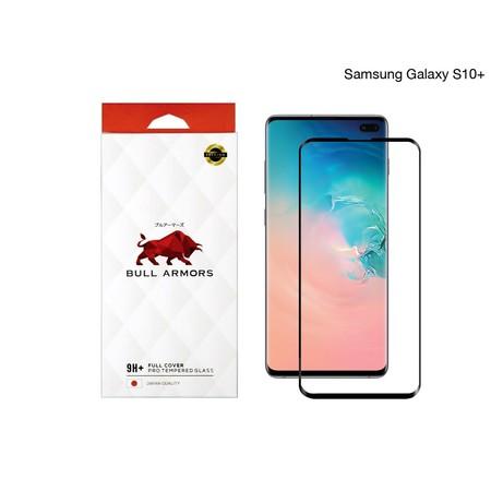 บูลอาเมอร์ กระจกกันรอย 9H+ แกร่ง เต็มจอ สัมผัสลื่น สำหรับ Samsung Galaxy S10+ / S10 Plus (ซัมซุง)