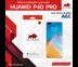 ฟิล์มกระจก Huawei P40 Pro (หัวเว่ย) บูลอาเมอร์ ฟิล์มกันรอยมือถือ 9H+ จอโค้ง สัมผัสลื่น 6.5