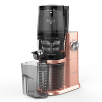 Hurom เครื่องคั้นน้ำผลไม้สกัดเย็น รุ่น H-AI (Premium Series) Rose Gold