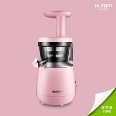 Hurom เครื่องสกัดน้ำผลไม้  รุ่น HP (Basic Series) สี Pastel Pink