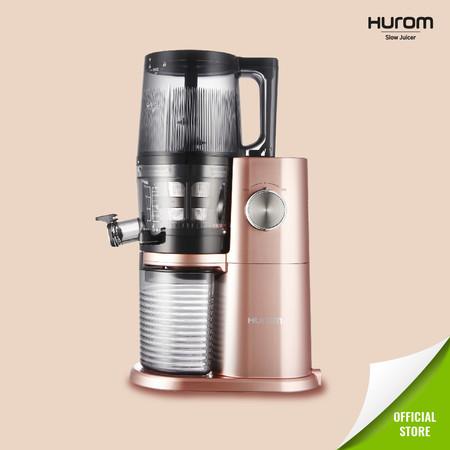 Hurom เครื่องสกัดน้ำผลไม้ รุ่น H-AI (Premium Series) สี Rose Gold