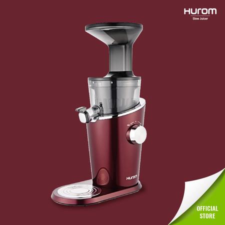 Hurom เครื่องสกัดนำ้ผลไม้ รุ่น H100 (Easy Series) Deep Wine