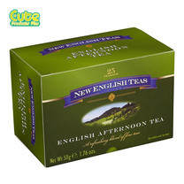New English Tea Afternoon Ceylon Black Tea 25Teabag 50G.