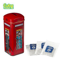 New English Tea Telephone Box Ceylon Black Tea 14Teabag 28G.