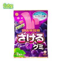 Uha Tearable Grape Gumi 32.9G.