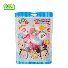 Pack Rite Disney Tsum Tsum Strawberry Jam Filled Marshmallow 80G.