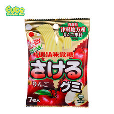 Uha Tearable Apple Gumi 32.9G.