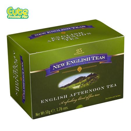 New English Tea Afternoon Ceylon Black Tea 25Teabag 50G.