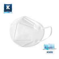 Kleanity หน้ากากอนามัย รุ่น C-Shape KN95 3DMask 1ชิ้น