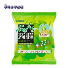 Orihiro Konjac Jelly Muscat Pouch 120 g.