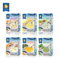 เลดี้แอนนา ซุป รวม 6 รสชาติ Lady Anna Soup Mixed 6 flavor (6 กล่อง)