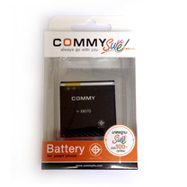 COMMY - แบตเตอรี่มือถือ Samsung S Advance (I9070)