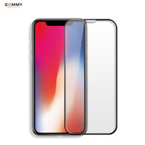 COMMY - กระจกกันรอย TPG X-Strong (FF) iPhone X