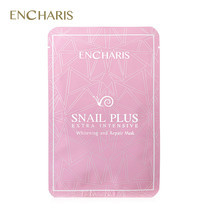 ENCHARIS SNAILPLUS WHITENING REPAIR MASK 25 G.