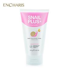 ENCHARIS SNAIL PLUS FACIAL FOAM 100G.