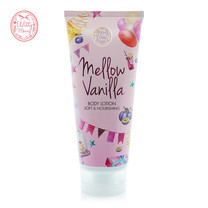 Witty Merry MELLOW VANILLA BODY LOTION 200 มล.