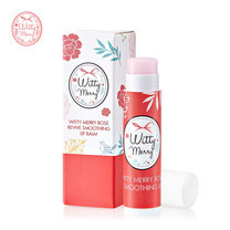 Witty Merry ROSE REVIVE SMOOTHING LIP BALM 4.8 ก.