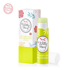 Witty Merry MELON SOFT & BRIGHTENING LIP BALM 4.8 ก.