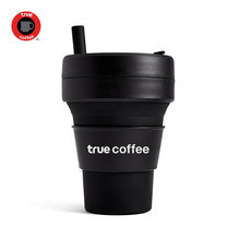 Stojo Biggie x TrueCoffee 16 oz. / 470 ml.