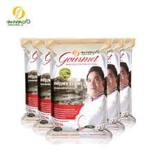 พนมรุ้ง กูร์เมต์ ข้าวหอมมะลิใหม่ 100% ต้นฤดู ขนาด 5 กก. จำนวน 5 ถุง **ส่งฟรีทั่วประเทศ**